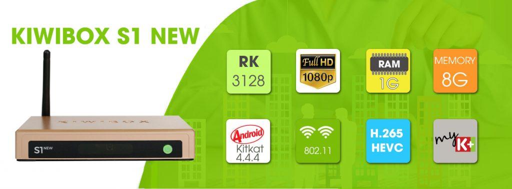 Thông số kĩ thuật kiwibox S1 New