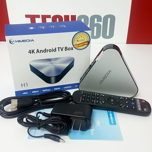 Android TV Box Himedia H1