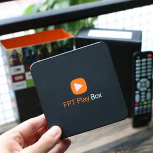 FPT Play Box - Truyền hình Internet FPT thế hệ mới