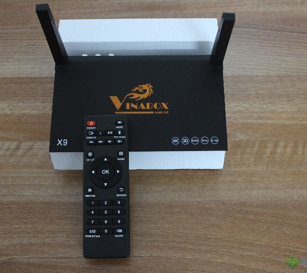 Tv Box Vinabox X9 RK3229 Lõi tứ