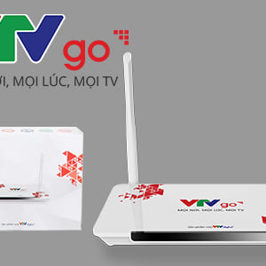VTVGo V1 biến Tivi thường thành Tivi thông minh