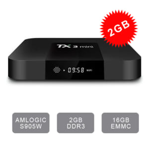 Tanix TX3 Mini Android 7.1 Tv box giá rẻ - 2Gb Ram + 16Gb Rom