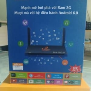 Tv Box Vinabox X9 RK3229 Lõi tứ