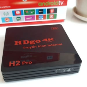 tv box hd go h2 pro
